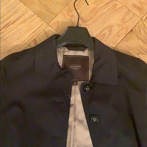 Coach Jackets & Coats - Coach trench coat